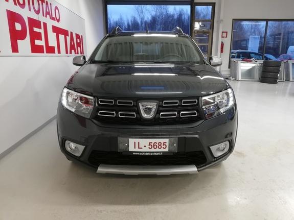 Dacia SANDERO Stepway TCe 90 W, Monikäyttö, Manuaali, Bensiini, EPR-258, kuva 3/6